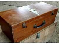Vintage old Electrolux Hoover Storage Box
