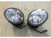 Subaru Outback Fog Lights, pair or will split. 2004 to 2009