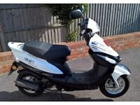 Lintex H250QT-16, Only 88 Miles on the Clock, One Owner