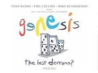 Genesis tickets (2) for Mancheter Sept 24 (today!). Open to offers