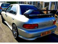 Classic Impreza turbo fsh top spec with loads of extras becoming rare like this only rising in value