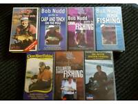 Fishing VHS tapes