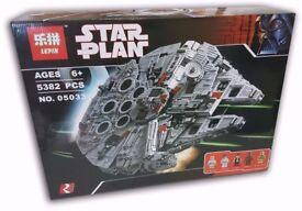 Lepin 05033 - Star Wars Millennium Falcon UCS 05033 - Fits Lego 10179 *NEW*