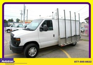 2011 Ford E-250 3/4 TON S.DUTY GLASS RACK