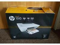 Hp printer and scanner brand new