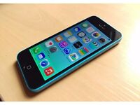 Apple iphone 5C Blue, 8GB, unlocked