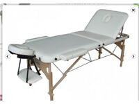 Portable massage/beauty bed. Salon quality