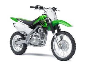 2017 Kawasaki KLX140 -