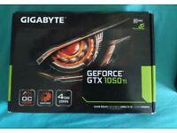 Gigabyte Nvidia GeForce GTX 1050TI 4GB Graphics Card