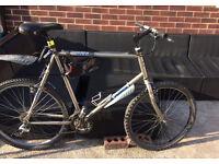 bike repair required in exchange for my gardening skills or else