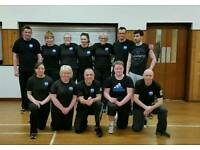 Free trial self defence class