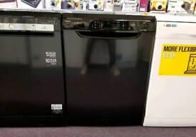 KENWOODKDW60B16 Full-size Dishwasher - 12 Place - Black