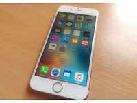 Apple iPhone 6S Rose Gold, 16GB, Unlocked
