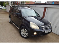 ** 2006 55 Honda CR-V 2.2 i-CTDi Executive Diesel **