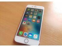 Apple iPhone 6S Gold, 16GB, Unlocked
