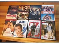 8 Top DVDS (bundle 6)