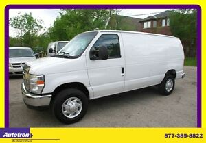 2012 Ford E350 S.DUTY 1 TON CHROME PKG NO WINDOWS, CRUISE CTRL
