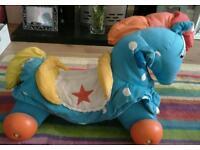 Little tykes ride on toys horse