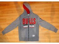 ADIDAS - Chicago Bulls hoodie youth
