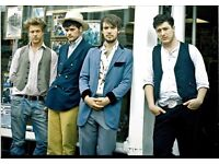 1 Mumford and Sons ticket Friday 8th July