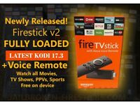 Fire stick with kodi