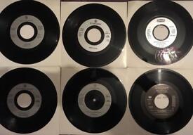 "Elton John set of 7"" Jukebox Issue Singles 45rpm. EX condition!!"