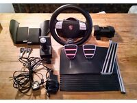 Fanatec Porsche 911 Turbo Racing Wheel