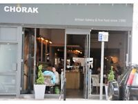 Experienced or Trainee waiting staff