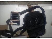 KODAK PIXPRO AZ401 x40 Optical Zoom Bridge Camera & Carry Bag Like New Condition
