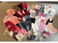 18-24 month girl large clothes bundle