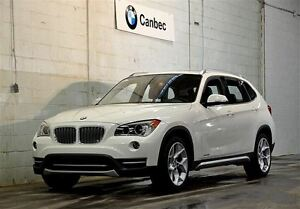 2014 BMW X1 xDrive28i | TECHNOLOGY | EXECUTIVE | PREMIUM