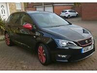 2016 SEAT IBIZA HATCHBACK SPECIAL EDITION1.2 TSI 110 FR Red Edition Technology 5dr