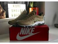 Nike Air Max 97 Gold Bullets SOLD OUT GENUINE! UK10.5 10