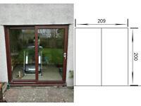 11 x windows, doors, sliding doors, garage doors