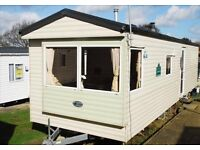 static caravan, holiday home, Marton Mere, Blackpool, Cheap Sale on a great pitch, 3-bedrooms