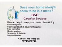 B&C Cleaning Services