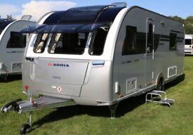 Adria Adora 613UT Thames Platinum Collection - 4 berth (2017 specification)