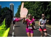 Event Volunteers - Watford Race for Life