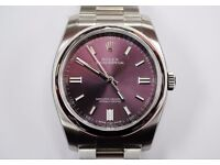 Rolex Oyster Perpetual 36mm Model 116000 £3650