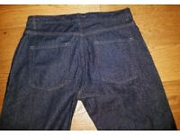 New (Unworn) Men's Jeans (Dark Blue) - Very Good Jeans!