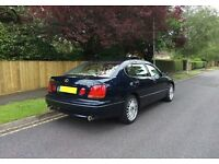 !.V.I.P.! 1999 V Reg Lexus GS300 Gold Badge 4 Door Saloon Auto..(stance,bmw,dub,supra,jap,skid)