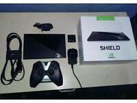 Nvidia Shield TV 16g with controller