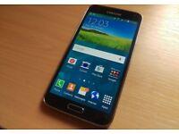 Samsung Galaxy S5, unlocked, in A grade condition