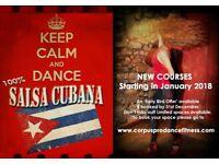 Salsa Cubana Edinburgh - 100% Cuban Salsa, Latin Rhythms, Afro-Cuban Dance, Pilates