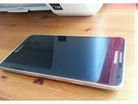 Samsung galaxy note 3 unlocked with box