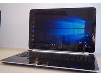 hp touch screen