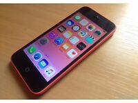APPLE IPHONE 5C PINK, 8GB, UNLOCKED