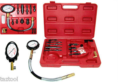 Diesel Engine Compression Tester Fuel Injection Injector Test Tools