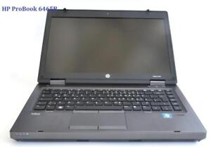 HP PROBBOK 6465B 14 '' HD anti-glare LCD quad Core AMD A4 , turbo 2.6GHZ, 4GB 128GB SSD + Mc OFFICE PRO 2016