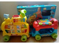 VTech Push and Learn Alphabet Train